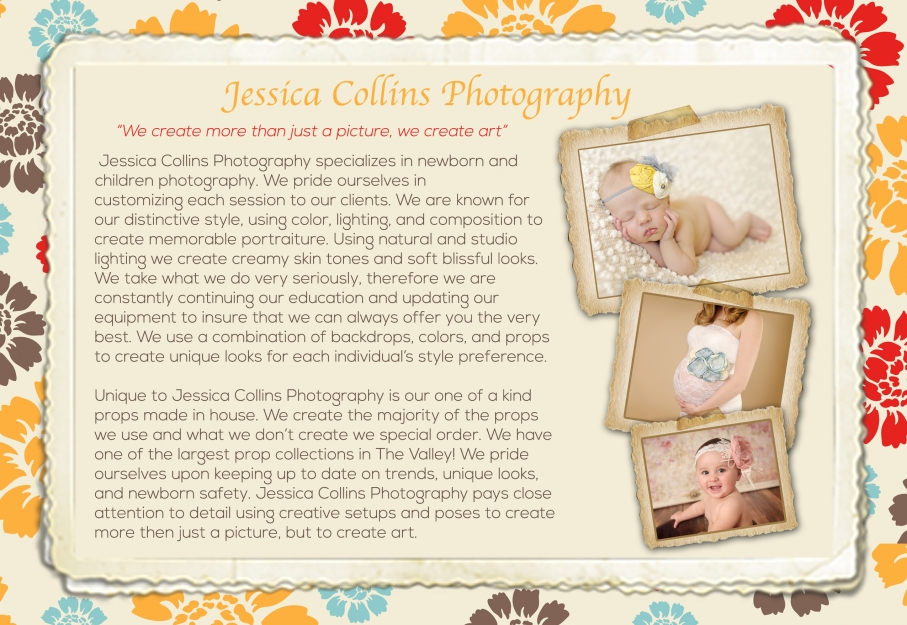 About - Jessica Collins photo